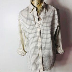 Lauren by Ralph Lauren Ladies Shirt  Very Soft